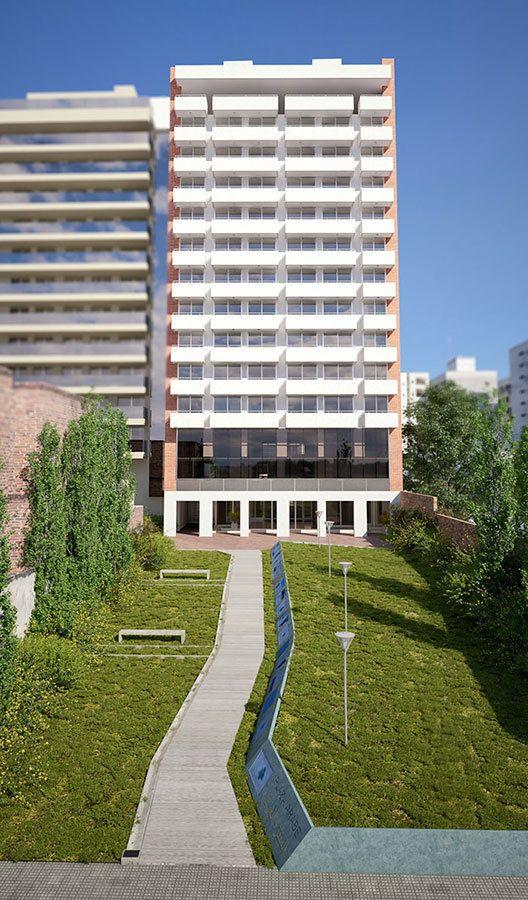 Rosario - Pje Tarrico 874 - Venta 3 1/2 Dor en construcción - Inmobiliaria Gazze
