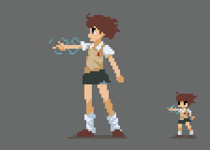 Pixel Art By Jtangc Pixel Pinterest Pixel Characters