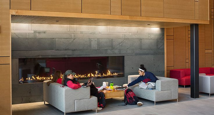 Centerbrook Architects and Planners > Projects > Jorge Bergoglio Residence Hall :: Sacred Heart University