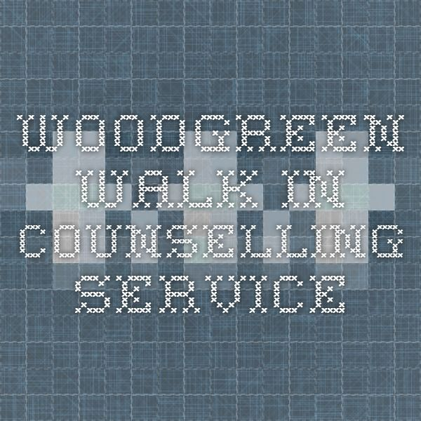 Woodgreen - Walk-in Counselling Service