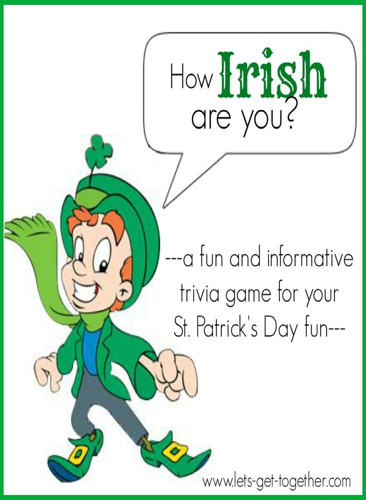 facts about saint patricks day An old saying states that everyone is irish on st patrick's day clearly nobody's ancestry changes for one day a year, but it seems to ring true that most people enjoy celebrating st patrick's day there's just something amusing about leprechauns, shamrocks, and the understood right.