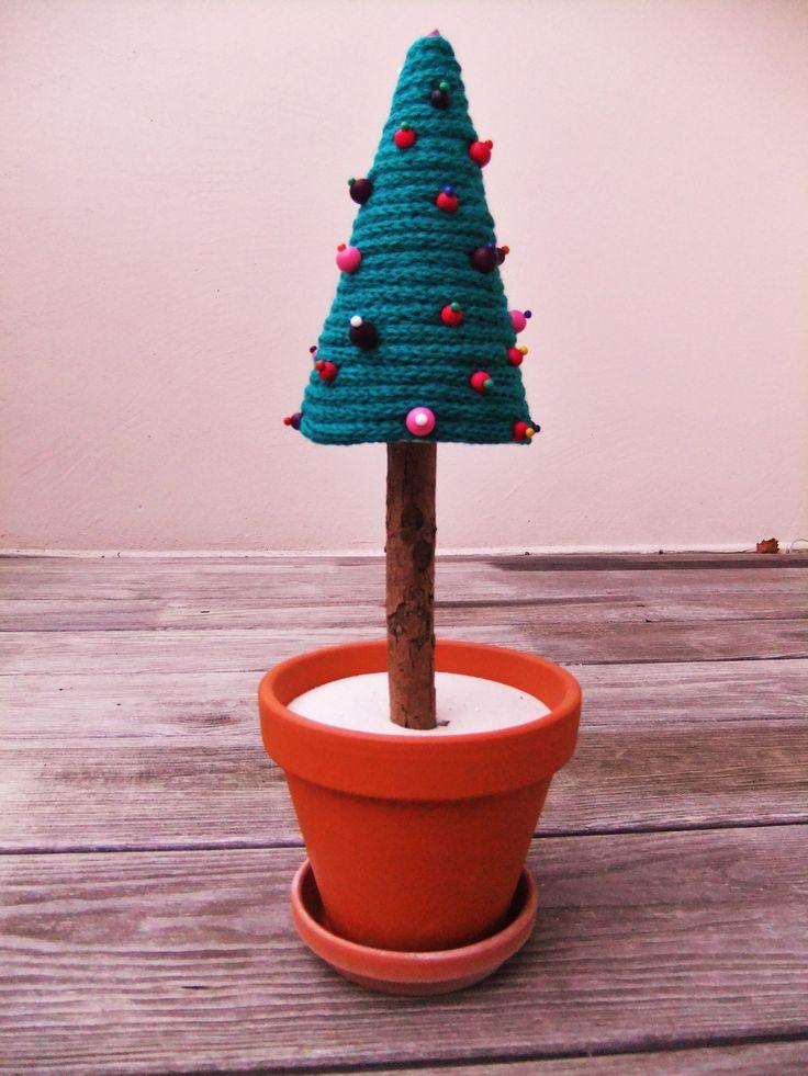 Weihnachten DIY Alternativer Baum