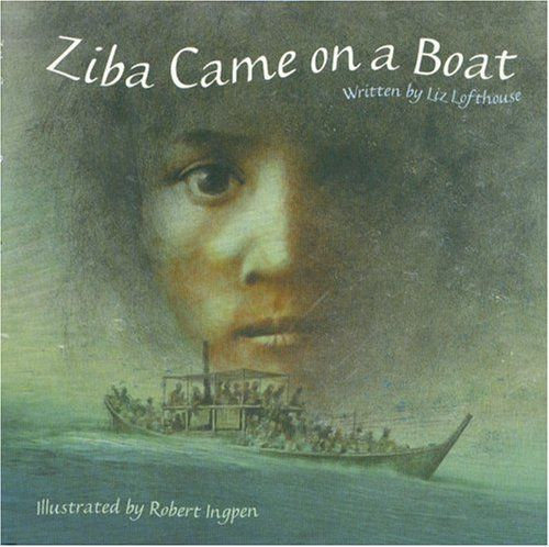 Image result for ziba came on a boat