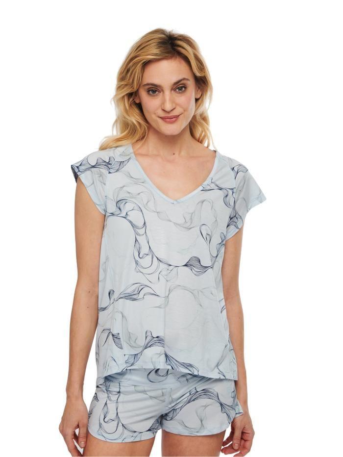 T Shirt Women Nattcool Sleep Tech In 2020 Women Pajamas Women