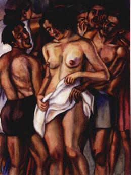 Trata de Blancas. Débora Arango 1940