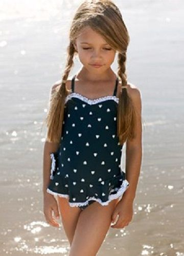 Jack: So cute for day camp since she has to wear a one piece