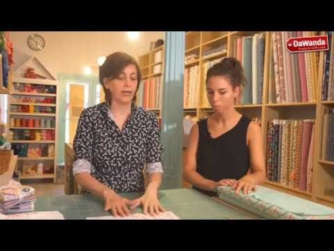 TUTORIAL TÉCNICA Nº 6 DE PATCHWORK ESTRELLA OHIO COJÍN MANTA Nº2 - YouTube