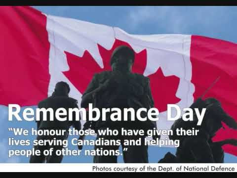 Remembrance Day -The Last Post / The Rouse - YouTube