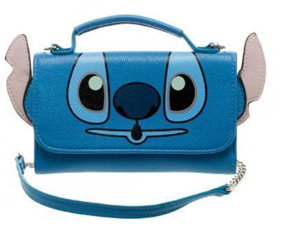 Disney Discovery- Stitch Crossbody Wallet Clutch