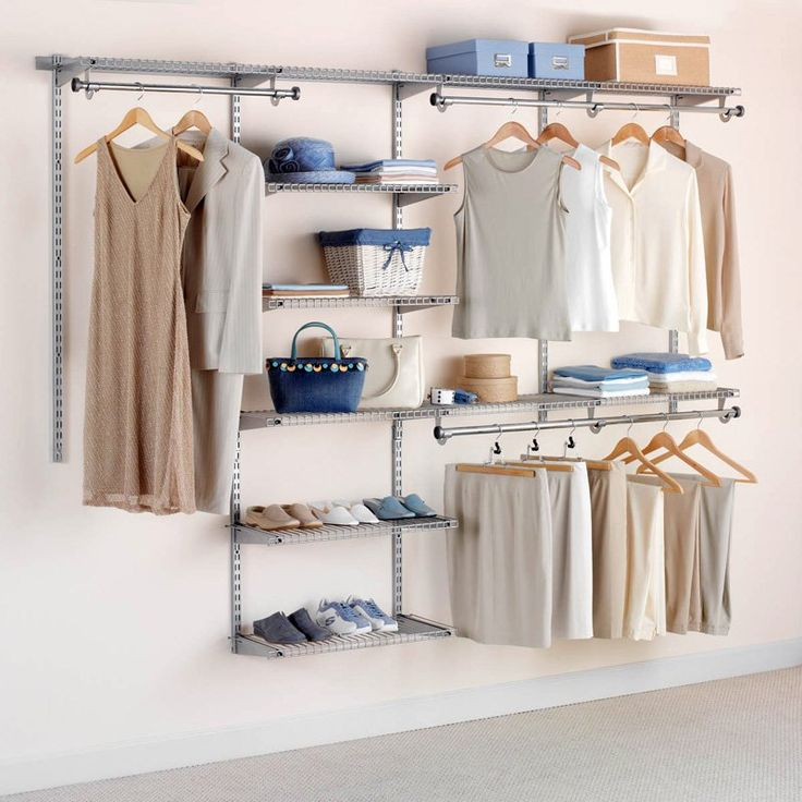 Perfect Wire Closet Shelving Systems For Your Room