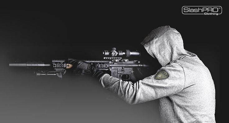 SlashPRO Slash Resistant Hoodie - ideal for SWAT Teams