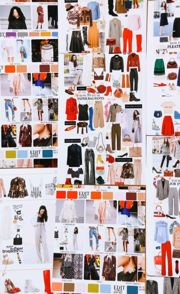 Fashion Blogger Veronika Lipar of Brunette from Wall Street sharing all the fall winter 2017 fashion trends