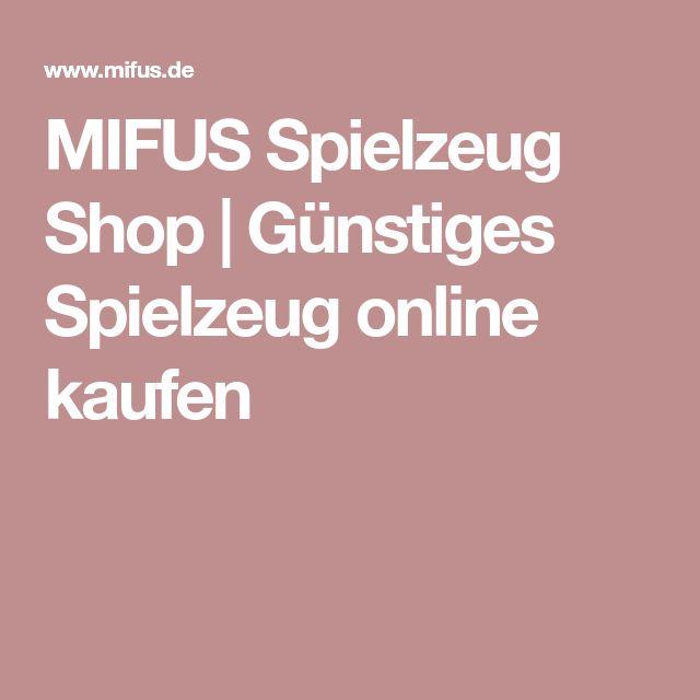 MIFUS Spielzeug Shop | Günstiges Spielzeug online kaufen