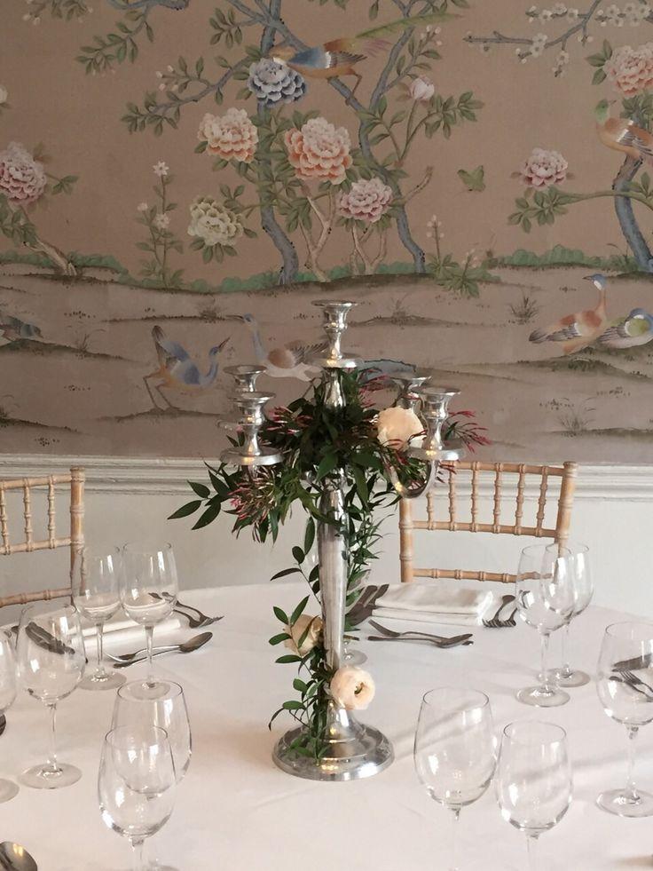 Beautiful wedding with David Austin roses, Lotty's flowers.