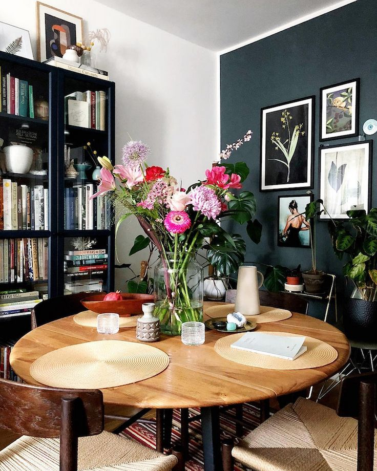 my scandinavian home: Igor's Happy, Plant-filled Space