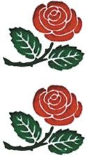 Two Vintage Roses Tattoos
