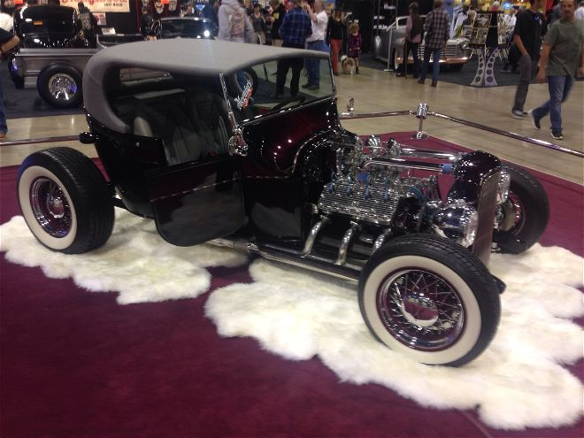 65th Annual Grand National Roadster Show Sunday Coverage