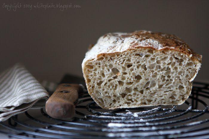 Pracownia Wypieków: Łatwy chleb pszenno-żytni. Dla zapracowanych.