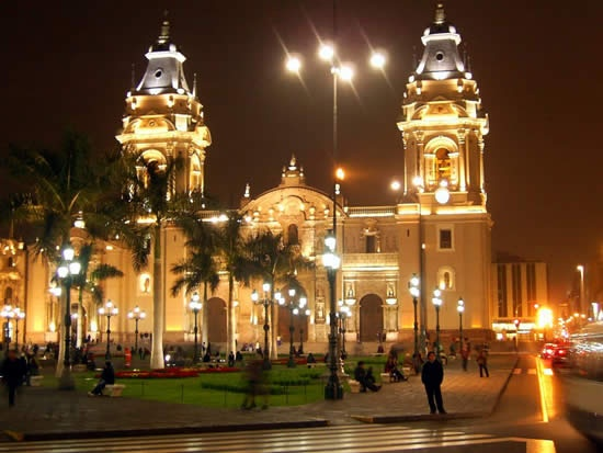 Lima: Cathedral, Miraflor Lima Peru, Southern, America, En America, Beautiful Places, Enchanted Places, In This, Lime