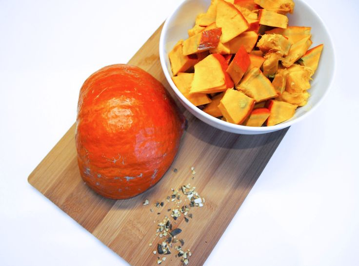 Hokaido pumpkin soup