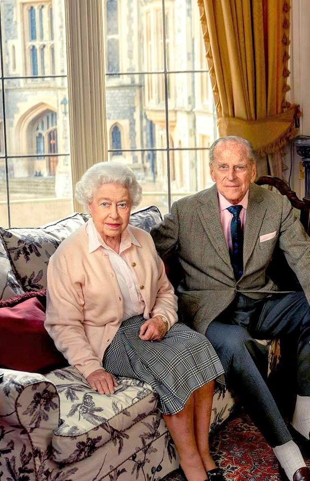 The Queen's 90th birthday, 2016 ~ royal grandparents to George and Charlotte
