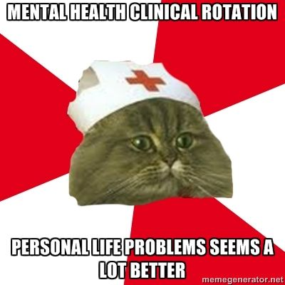 Image result for clinical rotations meme