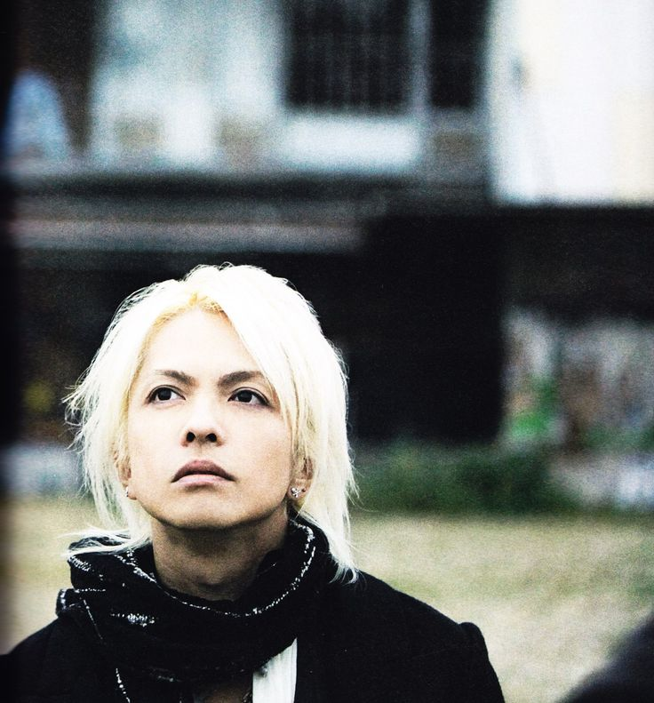 HYDE (VAMPS; L'Arc~en~Ciel)