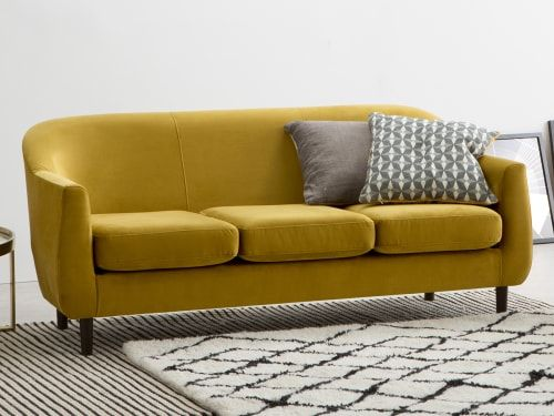 Get your sofa from the high street? Nah. Get a beautifully crafted, quality sofa, for less? Now you're talking. MADE.COM sofas - crafted by some of the best makers and designers in the business.