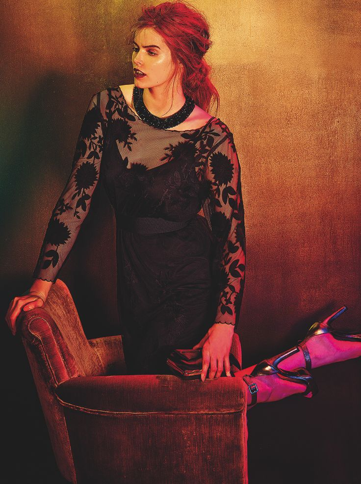 High voltage atmospheres with rich satin sheens, ravishing lace transparencies, weightless chiffons. Discover the new Fall 2014 Marina Rinaldi Elegante collection! #curvy #plussize #FW2014