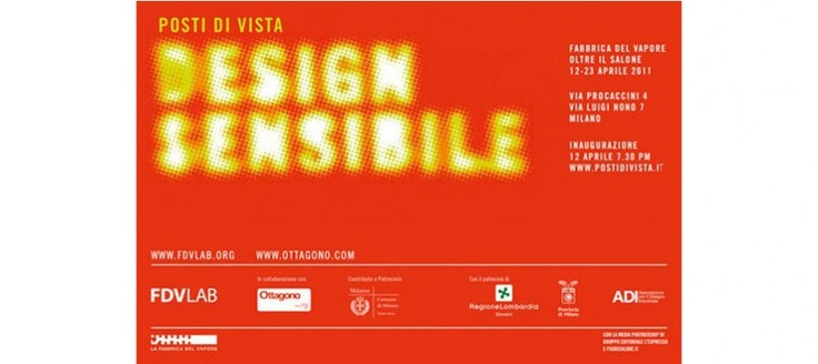 """""""Posti di vista – design sensibile"""" with Philippe Daverio [by Gruppo Euromobil]"""