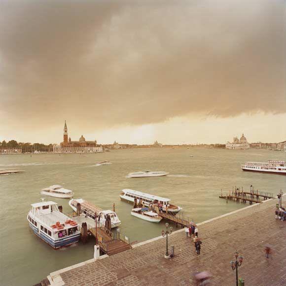 GIOVANNI CHIARAMONTE - Come un enigma_Venezia