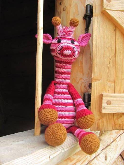 Jamin / Žirafka