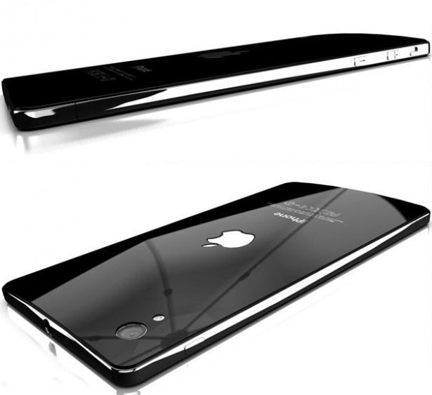 iPhone Liquid Metal back (concept) Iphone, Iphone rumors