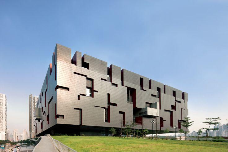 Guangdong Museum, China1