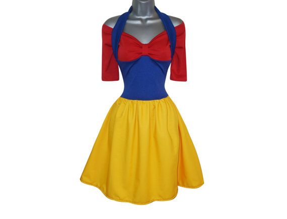 Hey, I found this really awesome Etsy listing at https://www.etsy.com/listing/261646127/adult-princess-snow-white-fancy-dress