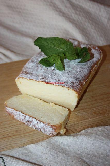 La cocina de mi abuelo: Postre: Pastel de queso japonés