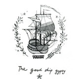 shipsTattoo Ideas, Ships Tattoo, Ships Gypsy Would, Illustration, Art, Tattoo Design, Cool Tattoos, Catherine Campbell, Design Tattoo