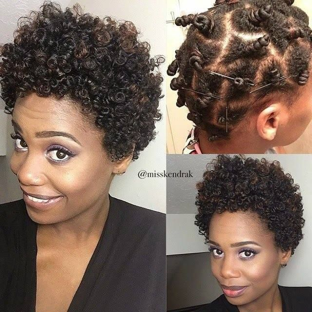 40 Fresh African American Natural Hairstyles African American Transitioning Hairstyles Short Natural Hair Styles Hair Styles