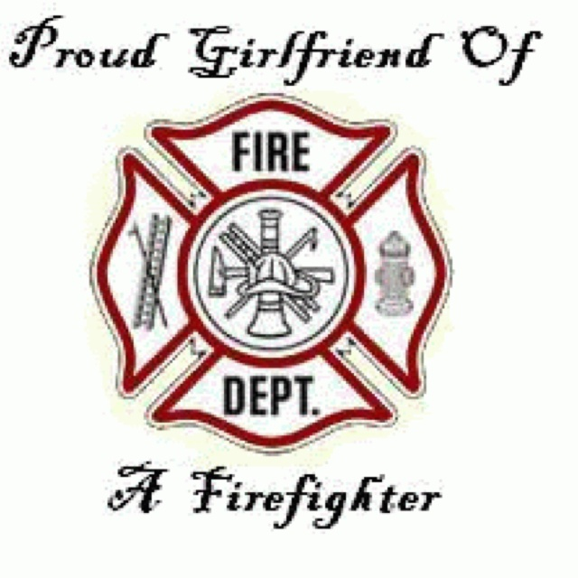 I love my firefighter more than he will ever know and im so proud of him!!!  :-)