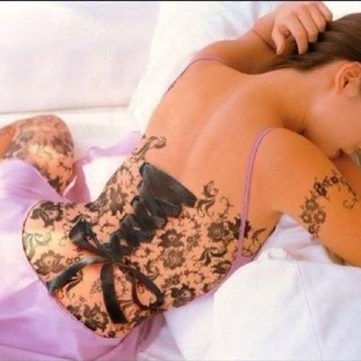 tattooed shelady loves to dominate