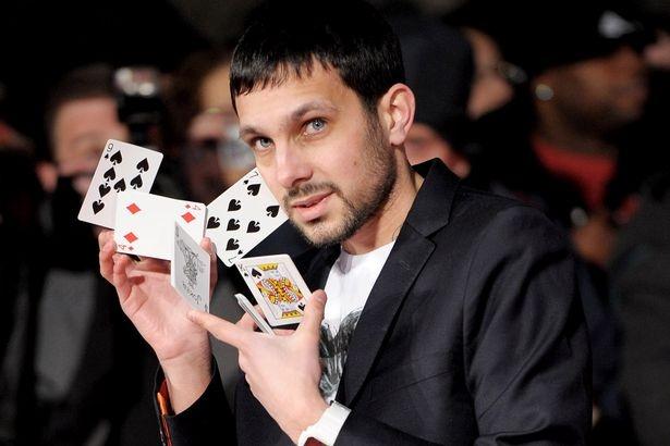 Dynamo (magician, and illusionist)