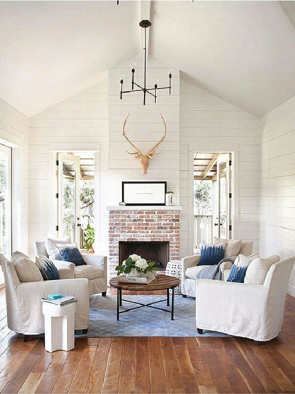 jennifer rizzo Who doesn't love the HGTV show Fixer Upper with Joanna + Chip Gaines?! Check out these 5 Ways to Get the 'FIXER UPPER' style in your home. Inspiration round up by www.JennaBurger.com http://s.bhome.us/1aKmLvxd via bHome https://bhome.us
