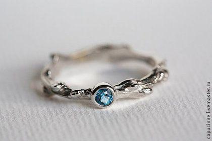Филиал кольцо с топазом, 14к Золотое кольцо - золотой,обручальные кольца