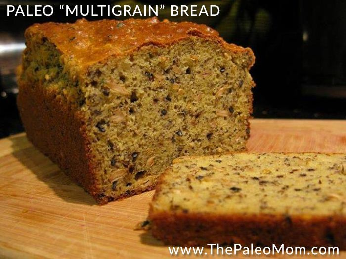This recipe is based on Elena Amsterdam's Bread 2.0, which makes a very satisfying paleo bread (also check out her Paleo Bread recipe which omits arrowroot powder in favor of more eggs and almond flour). Her base recipe didn't appeal to my oldest (who, as you know, is extremely picky), but I found that the …
