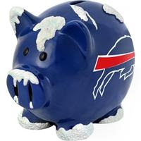 Stocking stuffer idea: Buffalo Bills Winter Piggy Bank