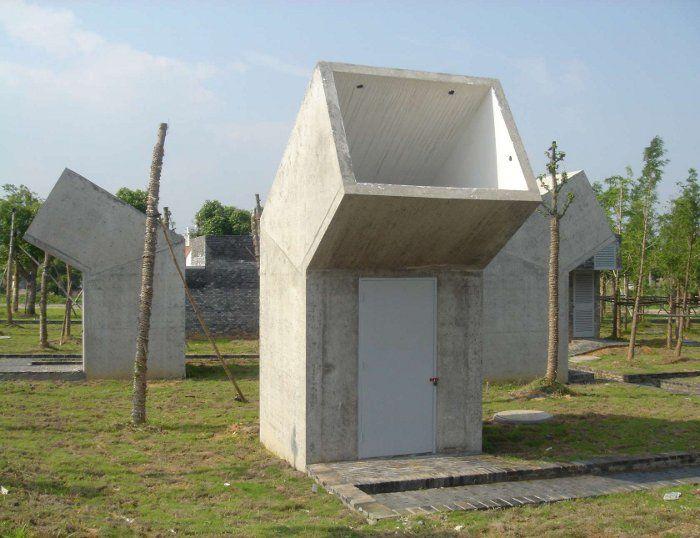 JinHua Architecture Park public toilet DnA