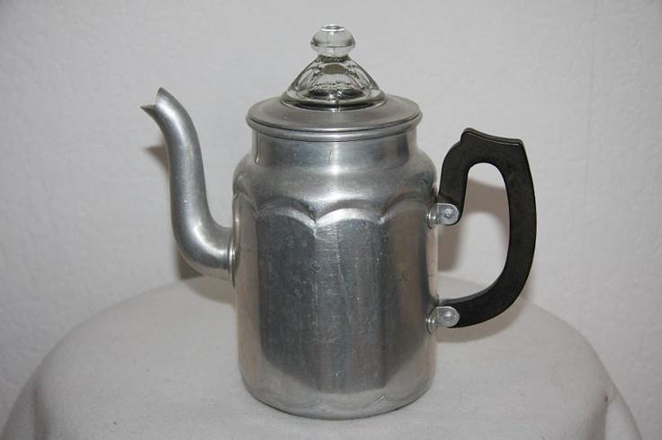 koffiepot, pergulator