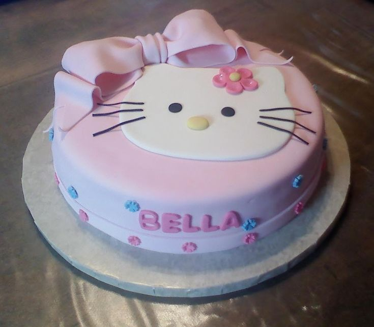 8 best images about hello kitty birthday cake on Pinterest ...