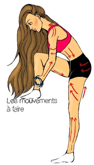 nana et ses cheveux: Brossage à sec: goodbye cellulite, hello peau liss...…reépinglé par Maurie Daboux.•*´♥*•❥ڿڰۣ—