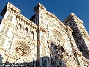 Santa Maria Dei Fiori Florencia Italia